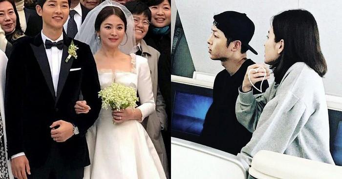 Cứ nói là đồn nhảm, nhưng Song Hye Kyo và Song Joong Ki chia tay là thật, bằng chứng quá rõ?