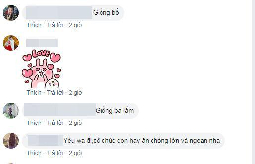 Bất ngờ với phản ứng của Lâm Khánh Chi khi con trai được CĐM khen ngợi giống bố quá?