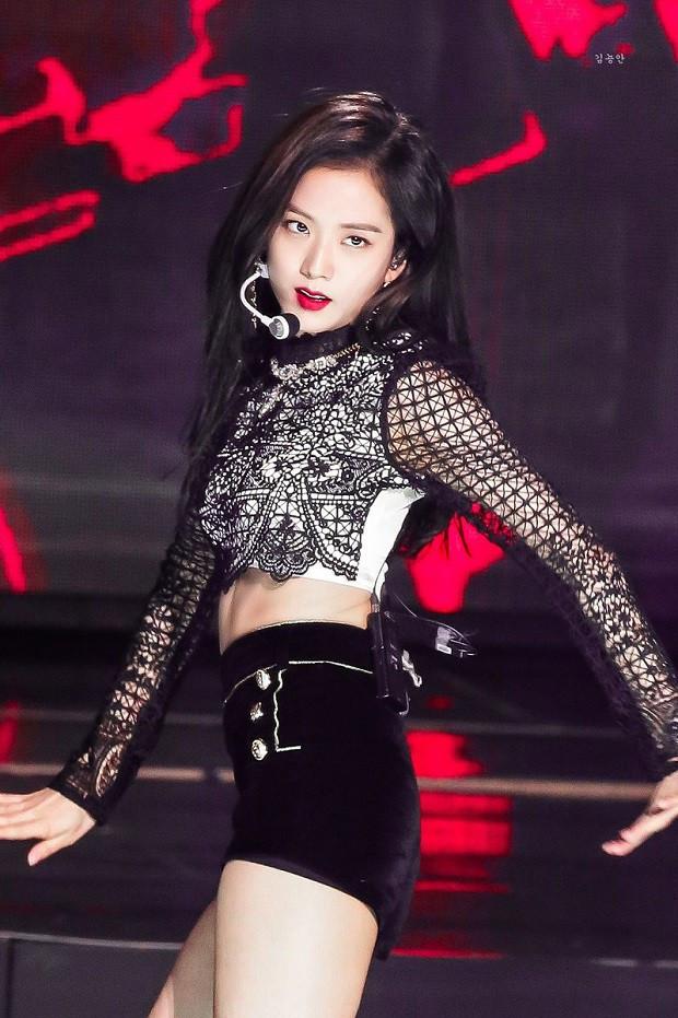 """Bị chê nhảy xấu, kỹ năng kém nhưng Jisoo (Black Pink) vẫn được netizen """"yêu thương"""" là vì lí do này"""