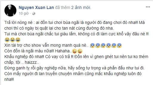 Sao Việt và những câu chuyện bí hiểm về bùa ngải