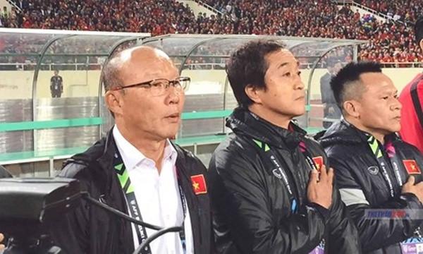 Thầy Park đã chính thức chia tay U22 Việt Nam, người thay thế là người cực quen mặt
