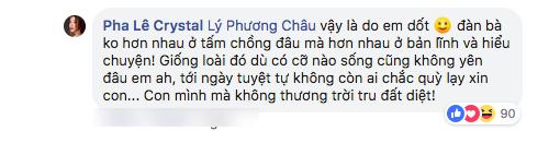 Sao Việt nói gì khi thấy Lý Phương Châu vạch mặt Lâm Vinh Hải vì số tiền chu cấp cho con