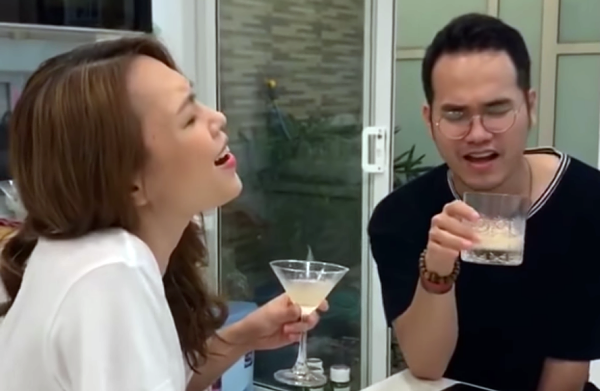 Chỉ là hát trên bàn nhậu thế mà Mỹ Tâm - Khắc Hưng và Phan Mạnh Quỳnh đã biến ca khúc thành siêu phẩm trình diễn
