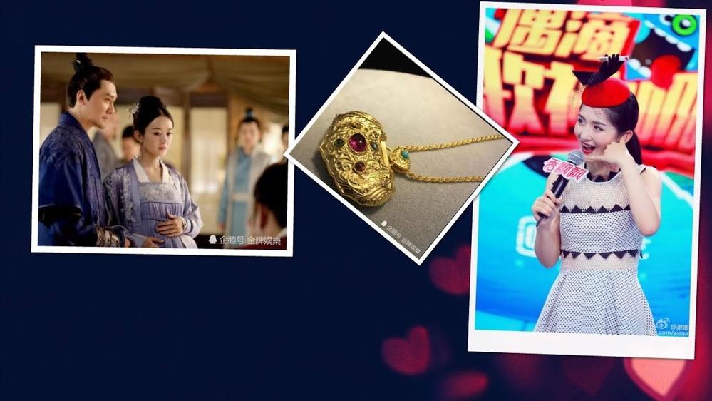 Triệu Lệ Dĩnh sinh em bé: Cả Cbiz tặng quà đầy tháng, riêng Tạ Na chơi sang cho vàng?