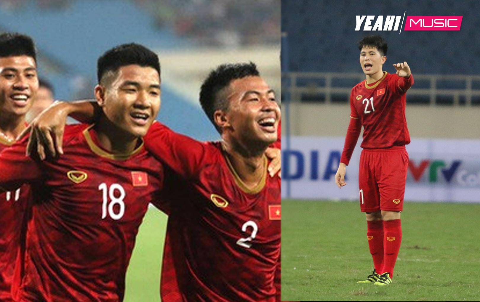 Cảm xúc của U23 Việt Nam ngày thắng đậm Brunei: Đình Trọng vẫn gắt gỏng, Thành Chung vạch áo cười xòa
