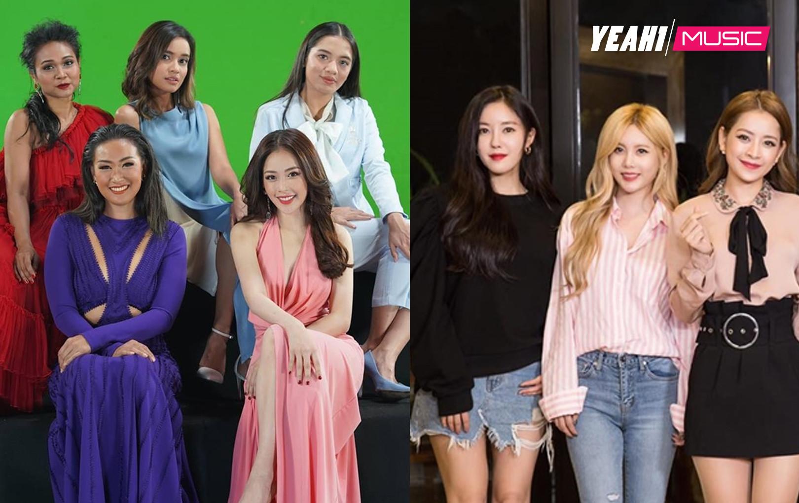 """11 lần Chi Pu dìm người đẹp nước bạn, Á hậu Hàn cũng thua, chỉ """"bó tay"""" trước 1 mỹ nhân T-Ara"""
