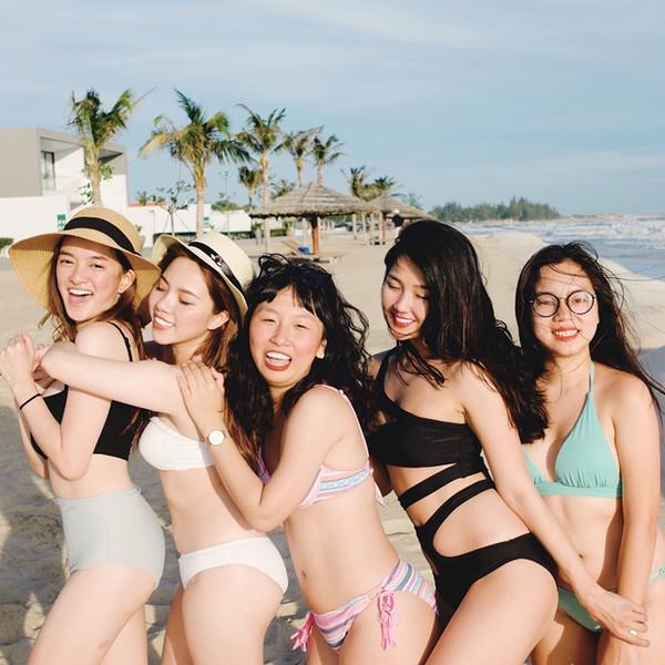 Hội bạn thân hot girl nổi tiếng: xinh đẹp, tài giỏi và không kém phần lầy lội