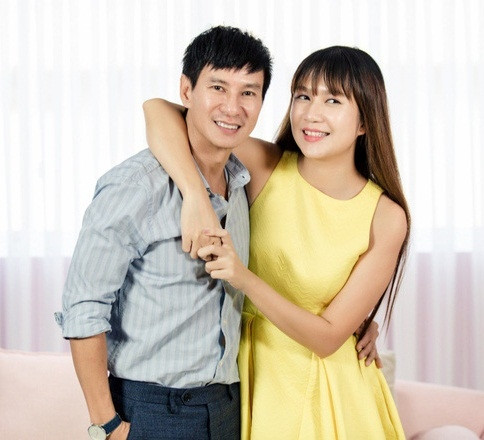 Những cặp vợ chồng hạnh phúc nhất Vbiz: Bất chấp định kiến, đến với nhau từ khi tay trắng