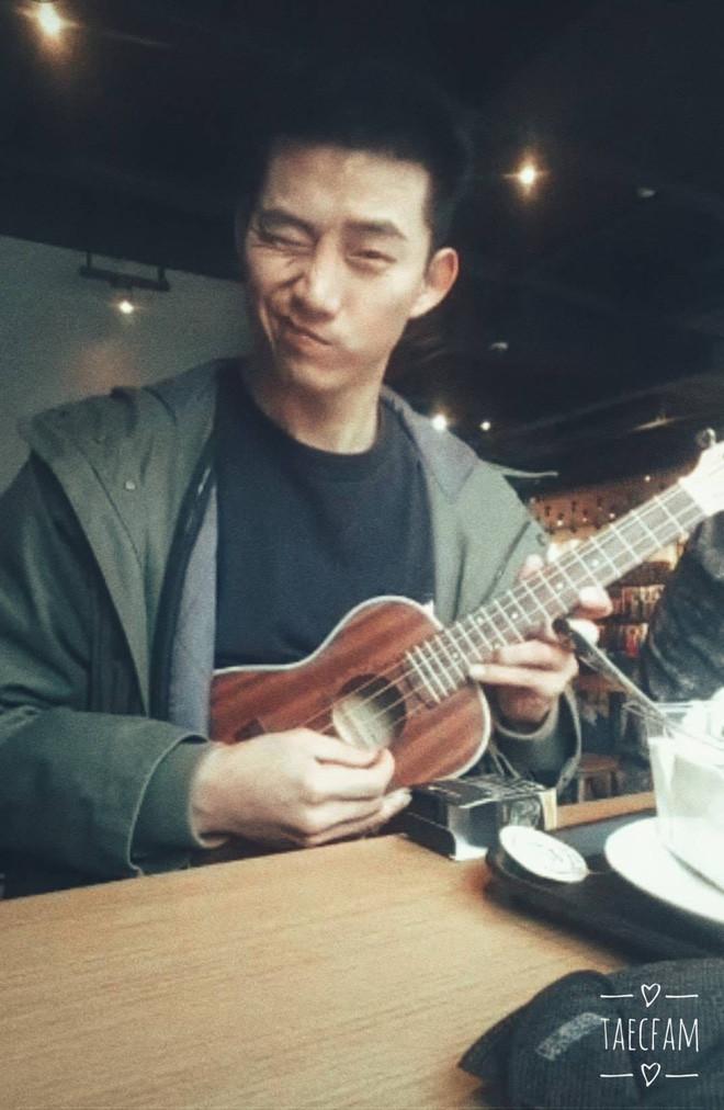 Ngắm những hình ảnh đẹp trai tươi sáng này của Taecyeon (2PM) sẽ giúp bạn được thanh lọc giữa bộn bề scandal Seungri