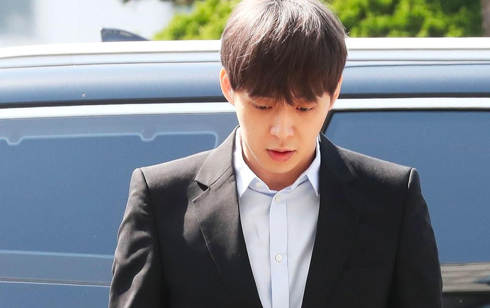 NÓNG: Yoochun bị tuyên bố dương tính với chất cấm