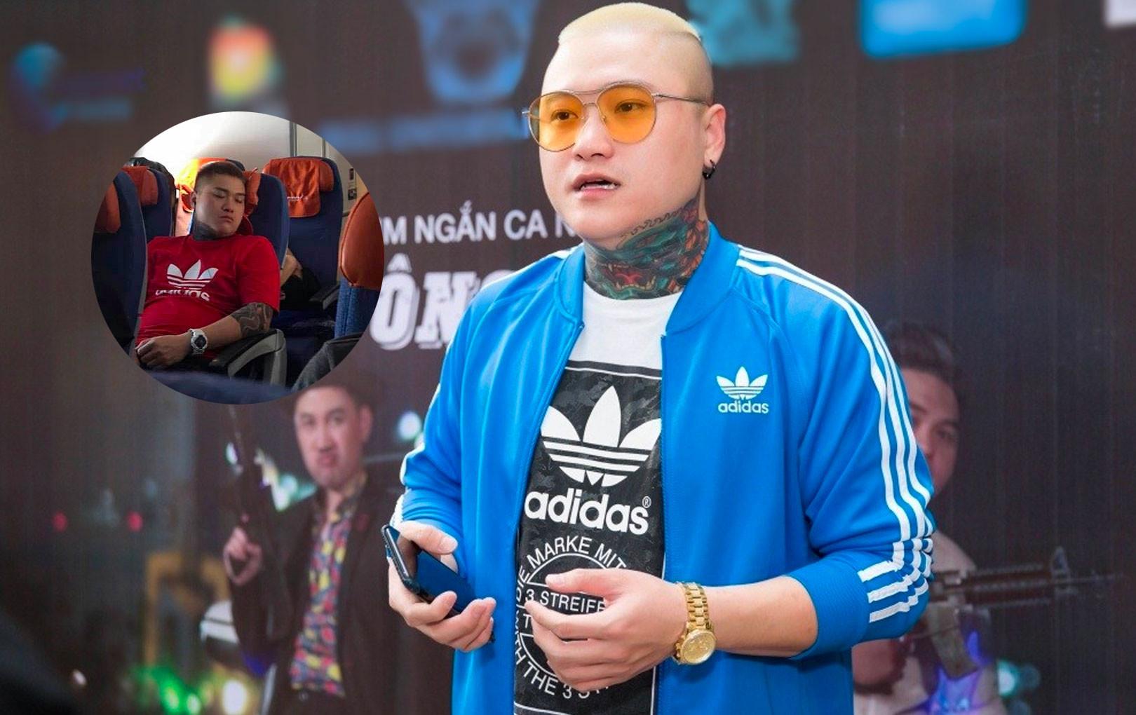 Bị chụp lén lại còn chê bai 'mặt béo như hợi', Vũ Duy Khánh dập lại anti-fan không trượt phát nào!