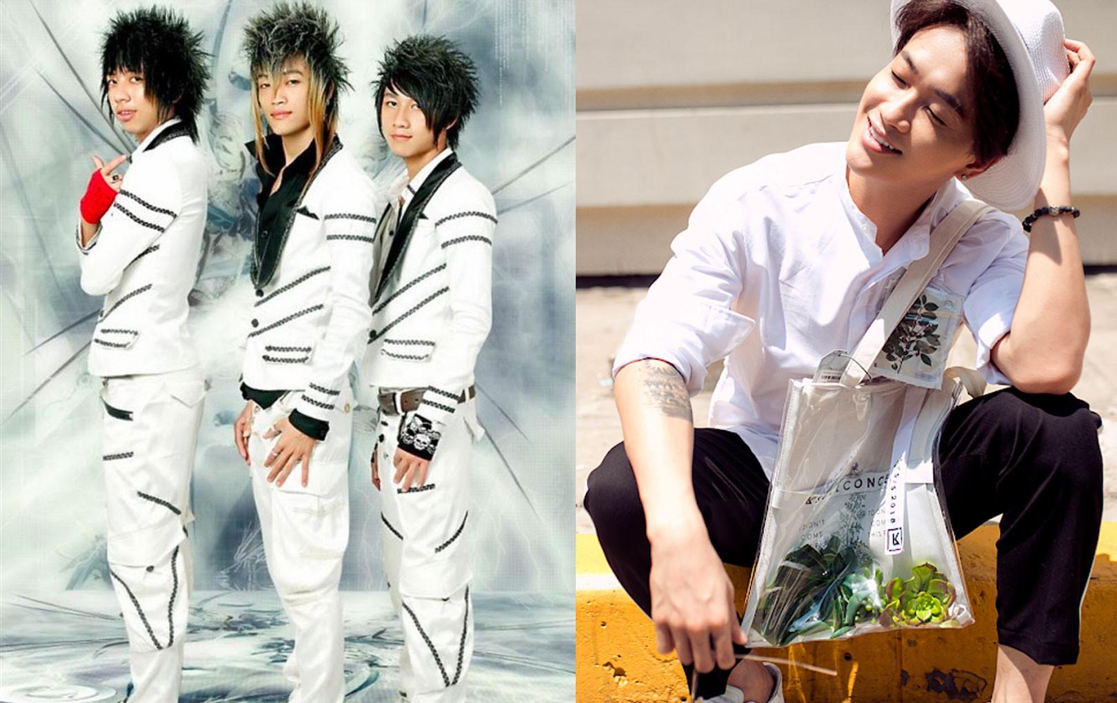 Bẵng đi hơn chục năm, TiTi - cựu trưởng nhóm nhạc thảm họa HKT giờ đã 'dậy thì thành công' thế này rồi ư?
