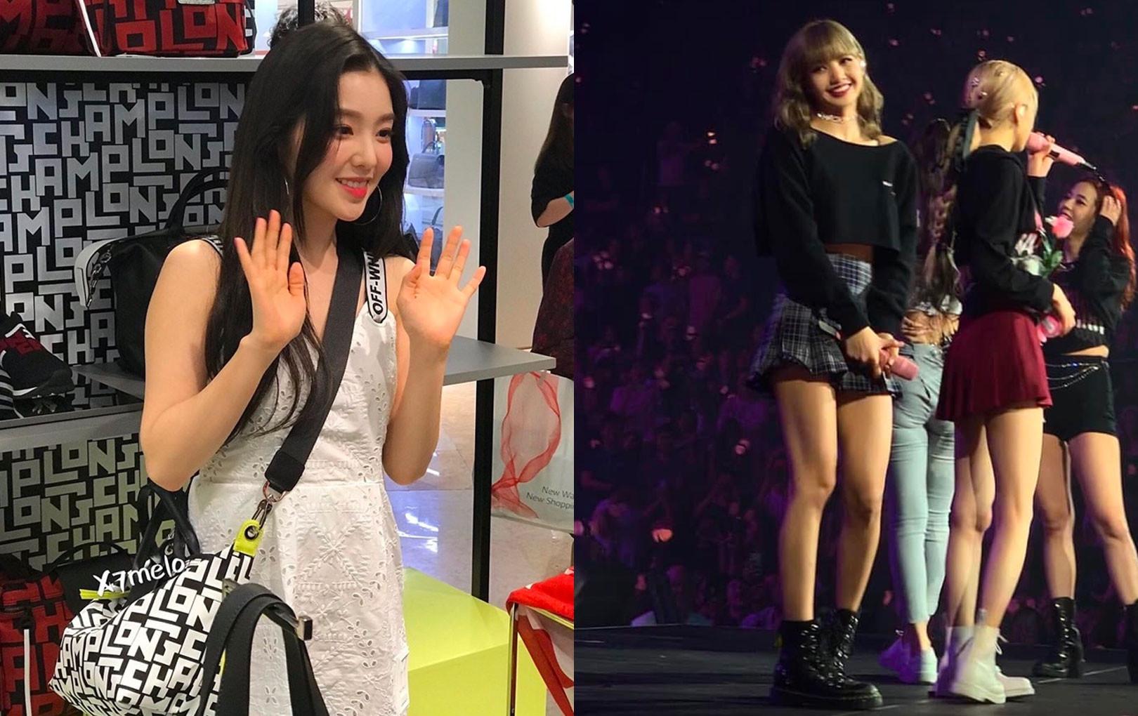 Loạt idol đẹp xuất sắc qua camera thường của người hâm mộ: Khó ai qua được Irene