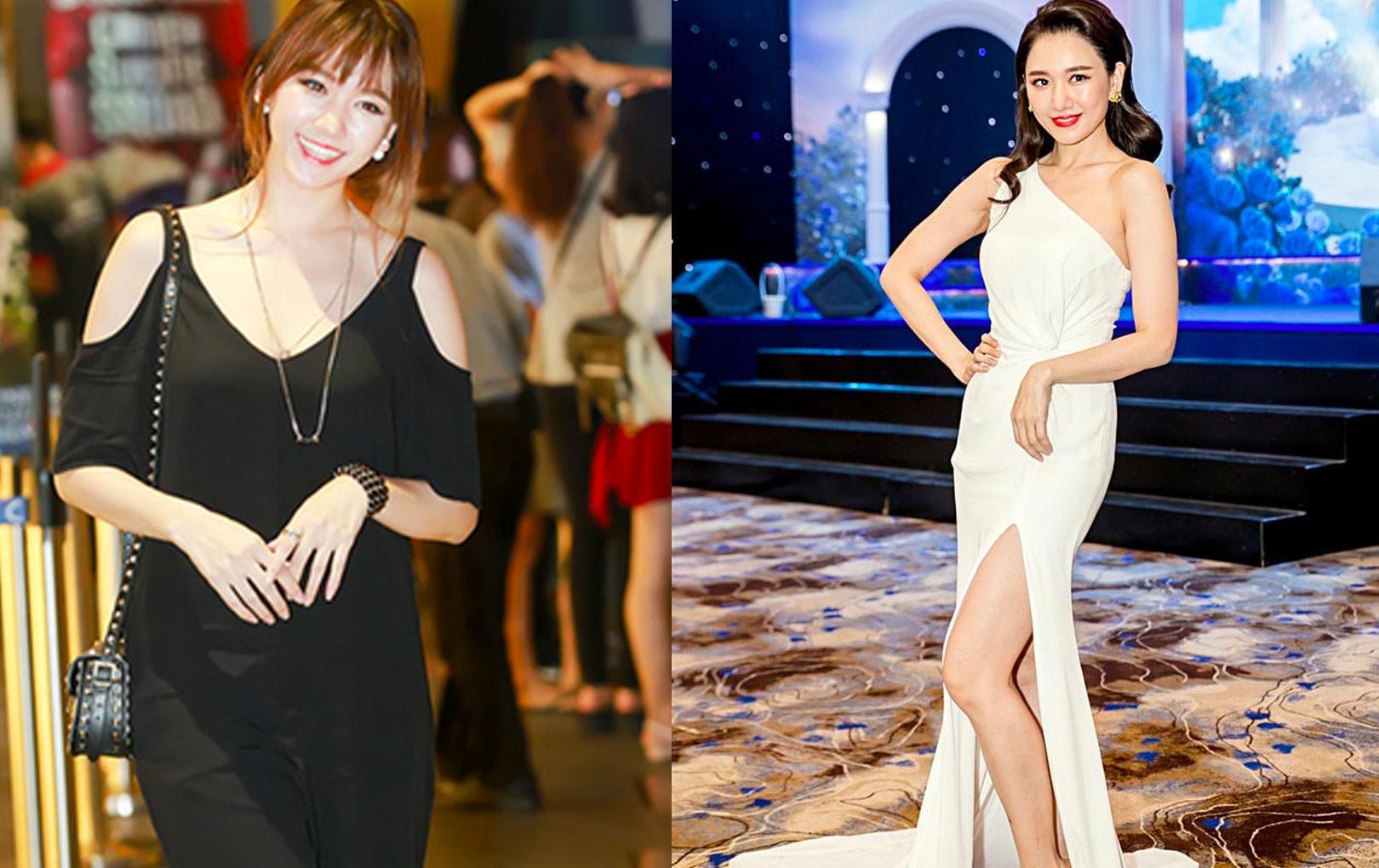 3 người đẹp Việt tiết lộ chế độ ăn giảm cân thành công, trong đó có một người giảm những 14kg chỉ vẻn vẹn 3 tháng