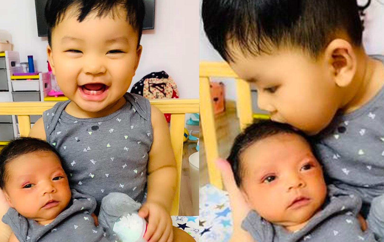 Sự thật việc Hải Băng cắt mí mắt cho con mới 11 ngày tuổi khiến dân mạng xôn xao