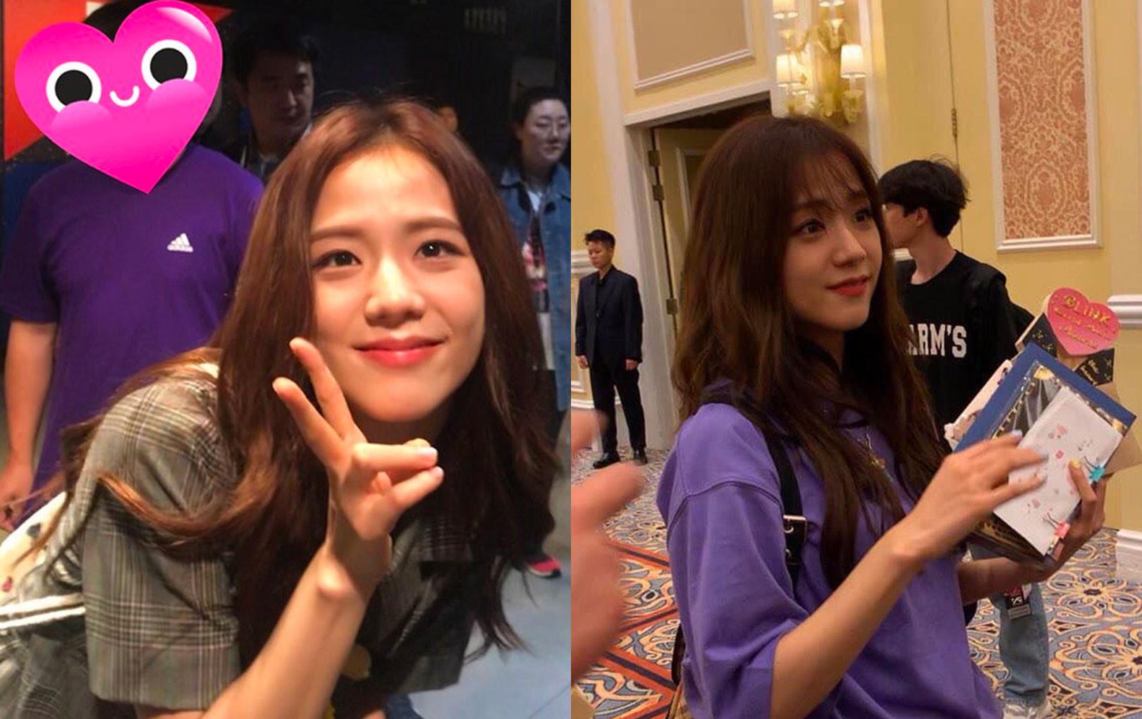 """Thần thái diễn viên, được ví như """"Miss Korea"""" nhưng nhan sắc của Jisoo (BLACKPINK) qua camera thường có đến mức nữ thần?"""