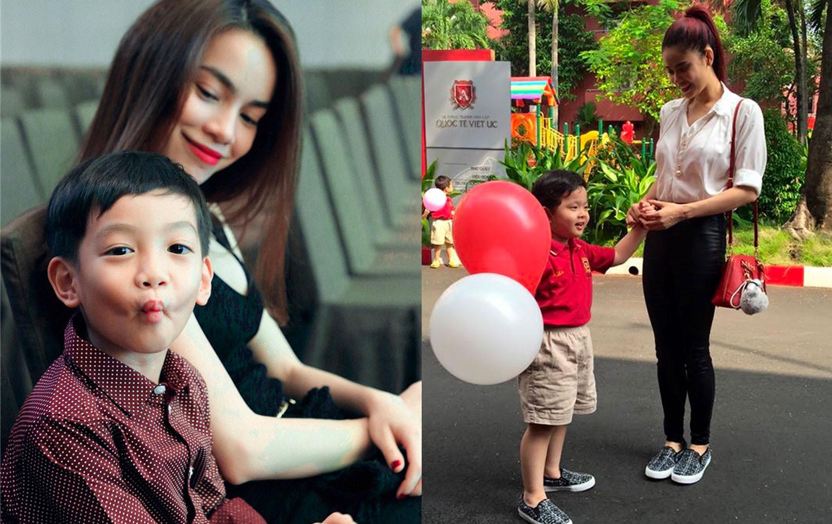 Cuộc sống sung sướng của các nhóc tỳ sao Việt: Đứa học trường Quốc tế học phí hàng trăm triệu, đứa từ bé đã thạo 6 thứ tiếng
