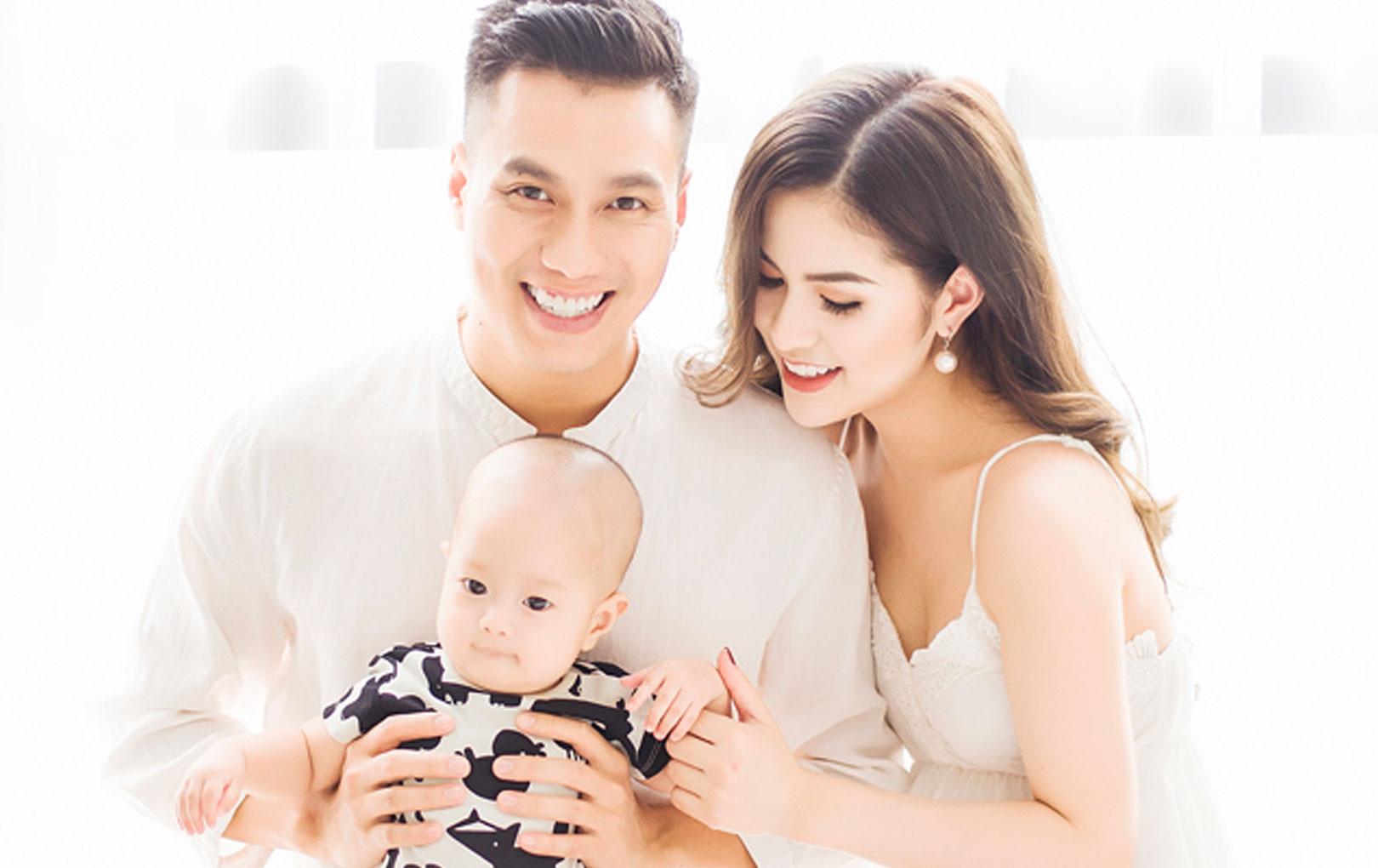Giữa ồn ào Việt Anh ly hôn vợ trẻ, Quế Vân phát biểu: 'Tôi sẽ tiếc lắm nếu mất đi người chồng tốt như vậy'