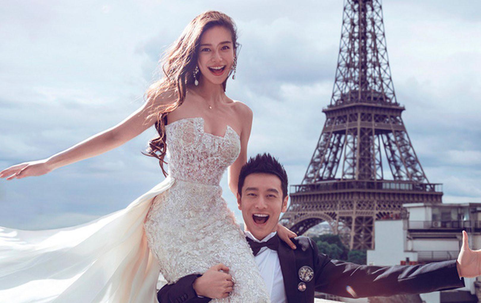 Nghi vấn  Huỳnh Hiểu Minh - Angelababy sẽ thông báo ly hôn vì đã đến ngày?