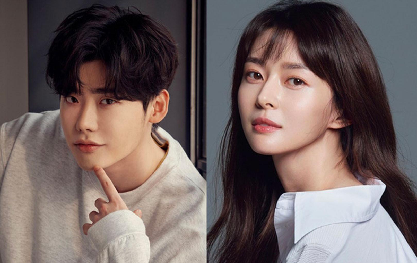 """Nghi vấn tài tử """"Pinocchio"""" Lee Jong Suk theo đuổi chân dài Kpop kém 2 tuổi như tổng tài, gây sốt khi mới hẹn hò gần đây"""