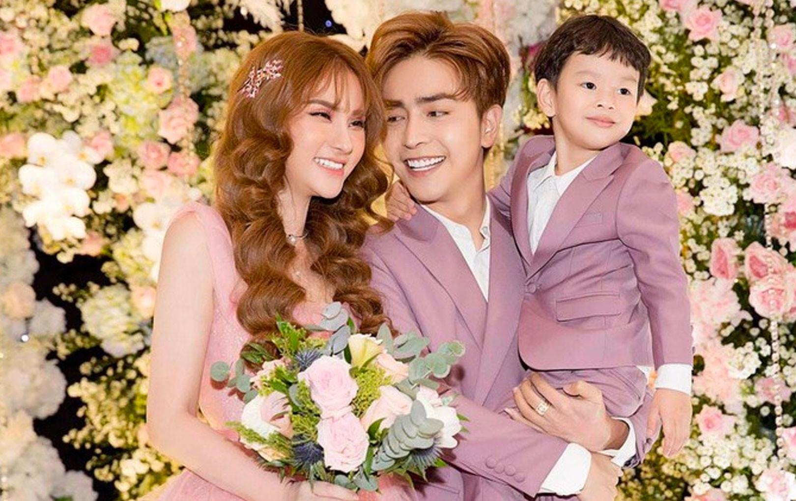 Bất ngờ người chăm sóc con của Thu Thủy lên tiếng về những hành động của Kin Nguyễn đối với con trai riêng
