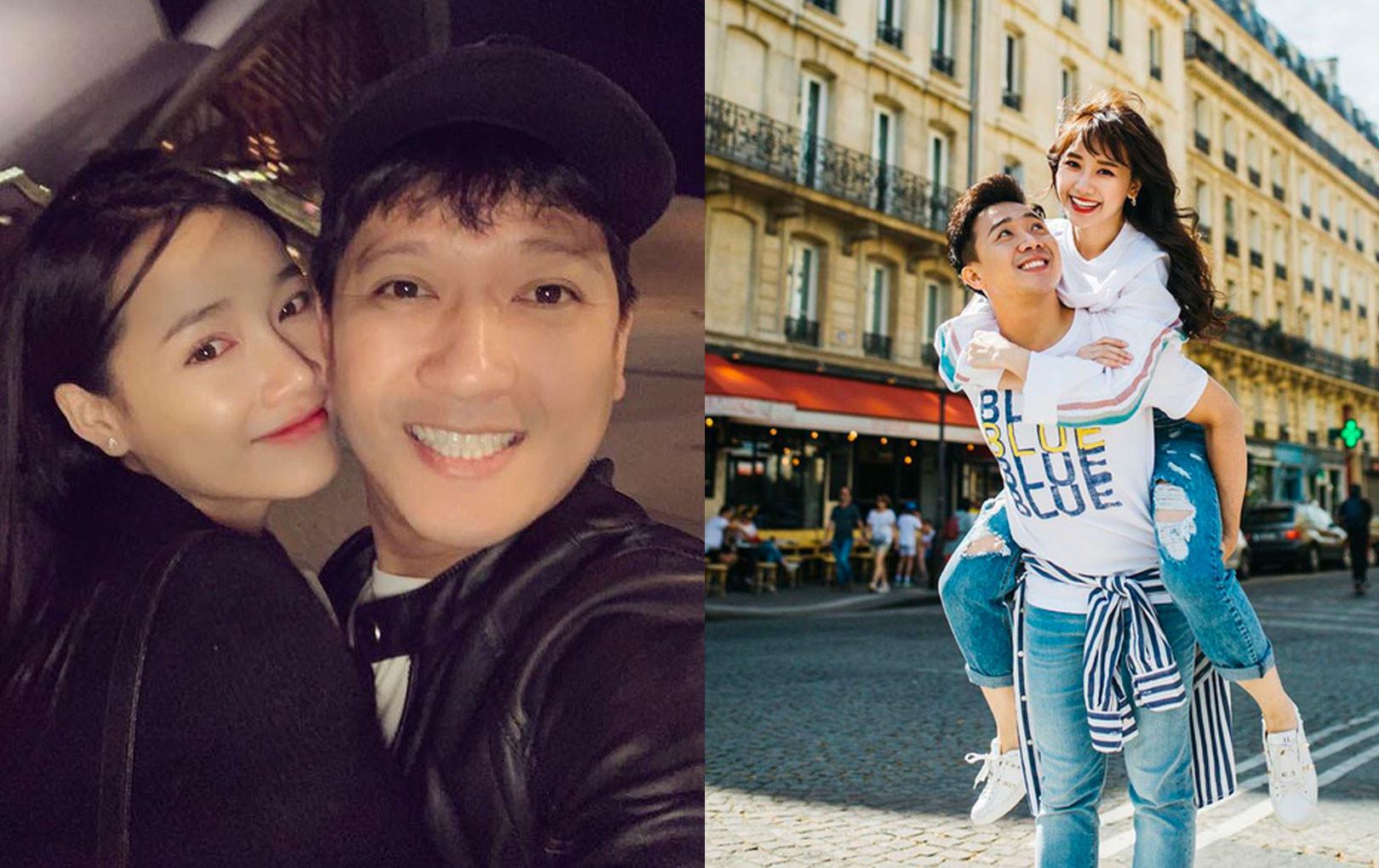 """Những """"cặp vợ chồng vàng"""" trong làng du lịch nhiều nhất showbiz Việt: Ông Cao Thắng từng nắm tay Đông Nhi chu du khắp nơi"""