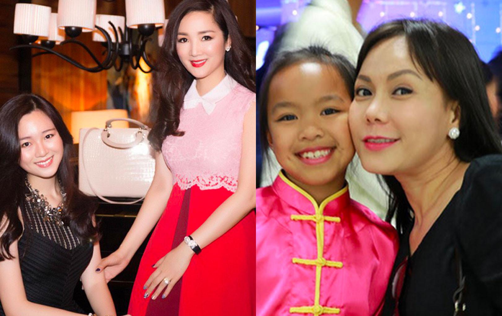 Thành tích học tập khủng con của sao Việt: Toàn du học sinh đẹp trai xinh gái, được nhận bằng khen của Tổng thống Obama