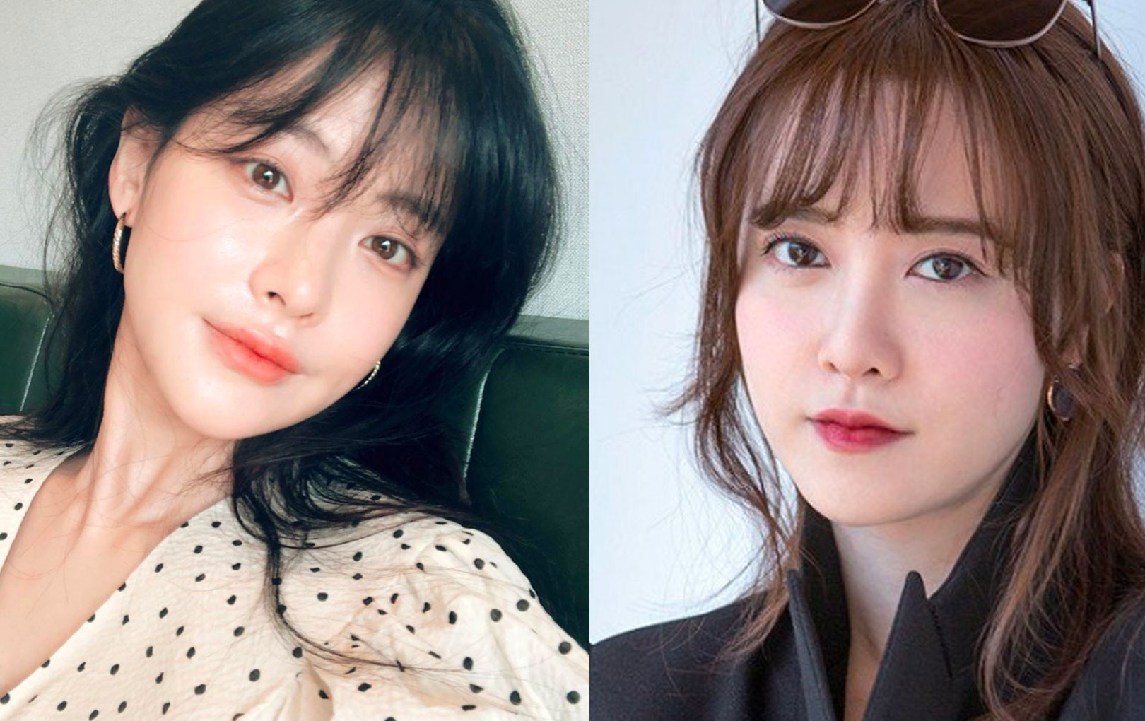 """Nhan sắc màn ảnh giữa Goo Hye Sun và Oh Yeon Seo: Chỉ vì gợi cảm, thần thái sắc sảo bỗng thành """"tiểu tam tin đồn"""""""