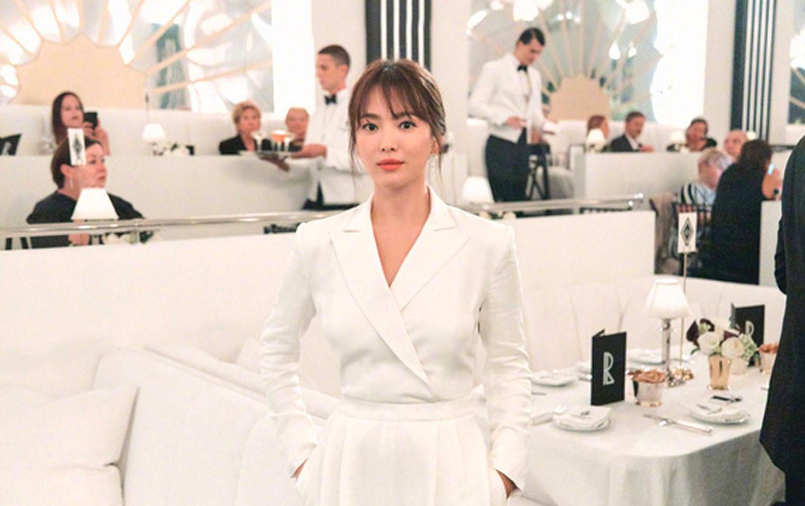 Cuối cùng Song Hye Kyo cũng chia sẻ lời tâm sự sau biến cố hôn nhân khiến CĐM thở phào nhẹ nhõm