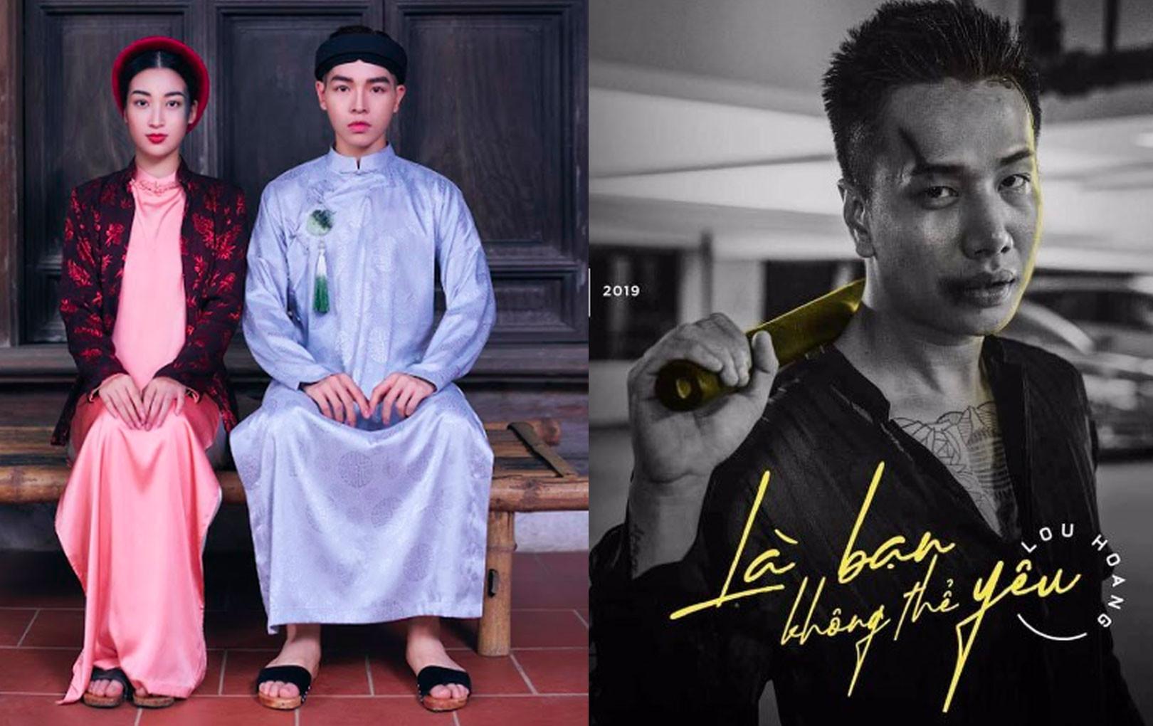 """Mỹ Tâm sắp bị Lou Hoàng vượt mặt, trong khi học trò Đức Phúc """"tàng hình"""" top trending với MV mới"""