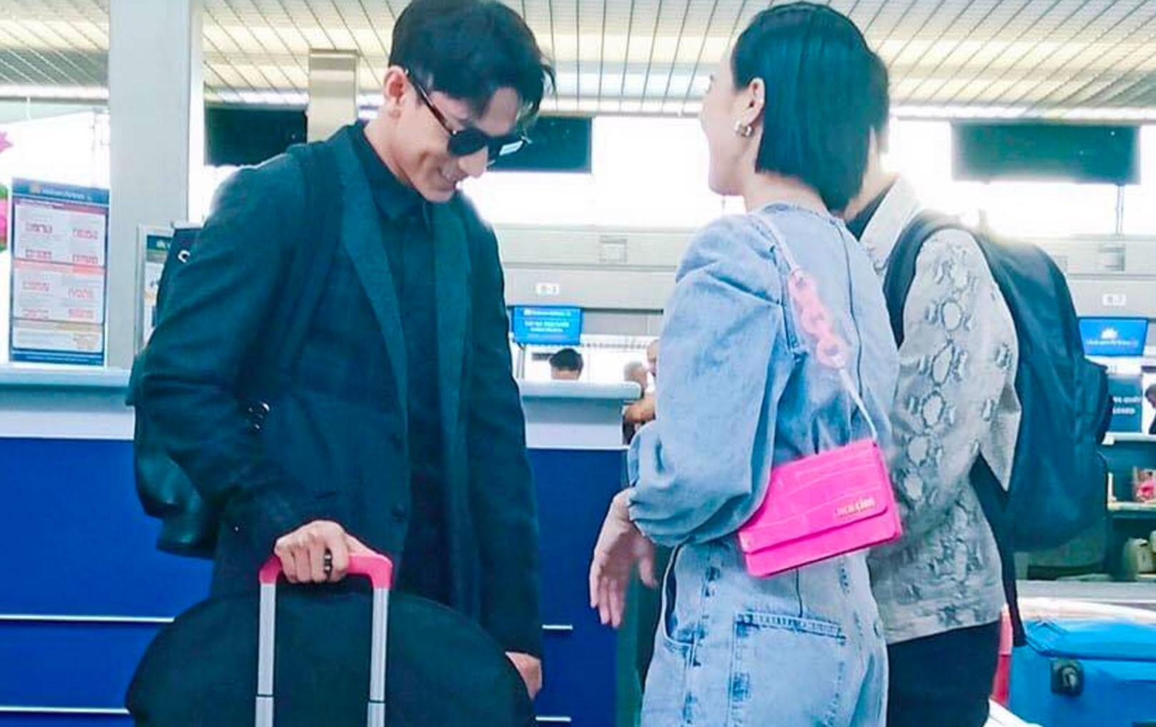 """Sinh nhật Anh Tú, Diệu Nhi """"tình tứ"""" cùng Isaac lên đường sang Hàn dự Liên Hoan phim Busan"""