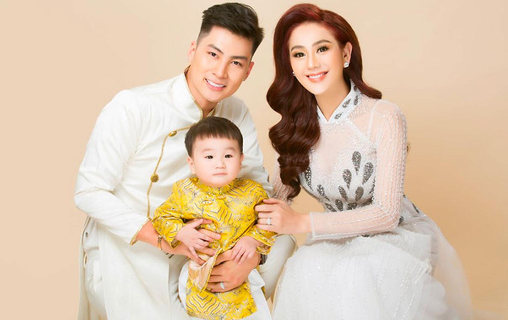 Dàn sao Việt đến dự tiệc thôi nôi cực hoành tráng con trai Lâm Khánh Chi