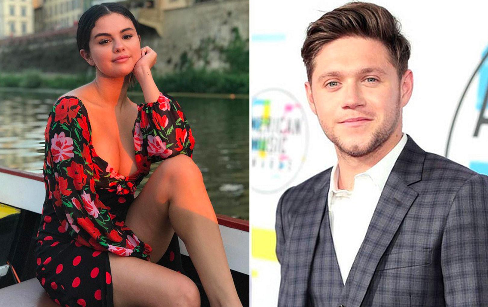 Nghi vấn Selena Gomez hẹn hò với mỹ nam One Direction tại nhà riêng