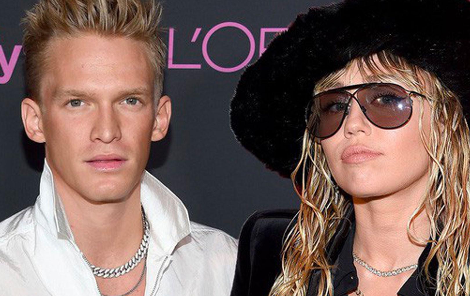 Cuối cùng Cody Simpson thừa nhận đang say đắm yêu Miley Cyrus sau khoảng thời gian dài úp mở