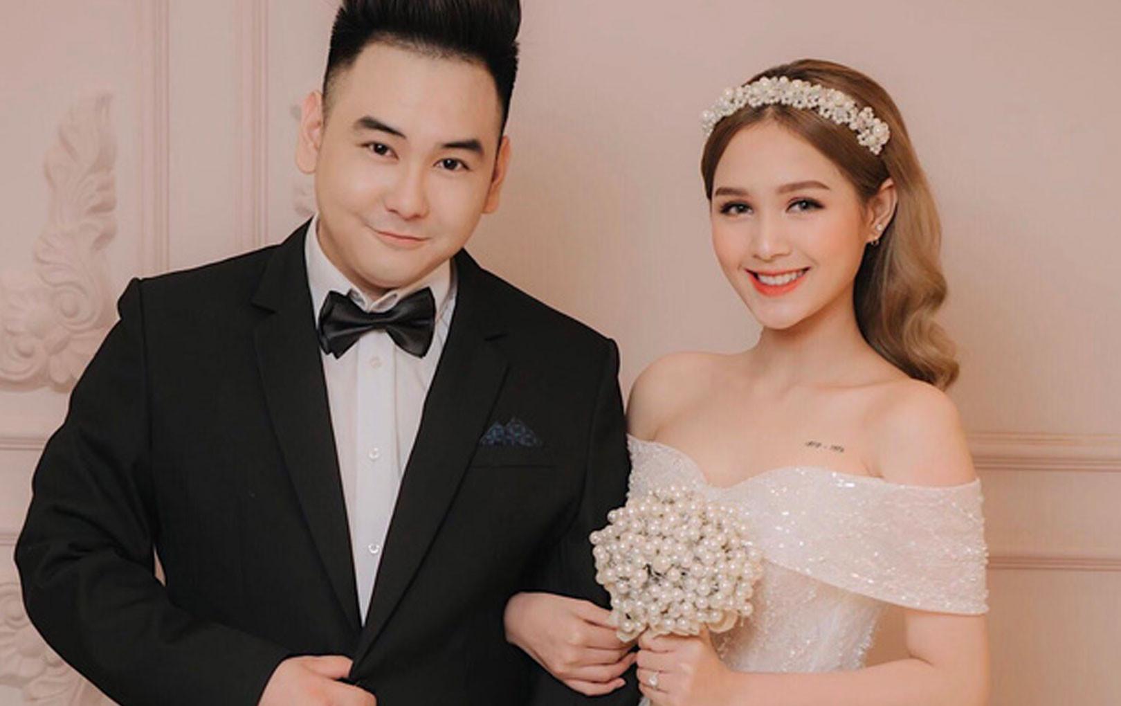 """""""Streamer giàu nhất Việt Nam"""" Xemesis tung ảnh cưới với bạn gái hot girl 10x"""