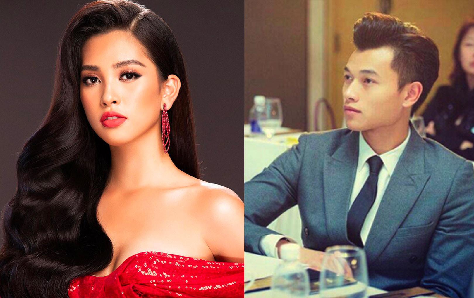 Nghi vấn Hoa hậu Tiểu Vy đang hẹn hò với bạn trai cũ của Á hậu Huyền My?
