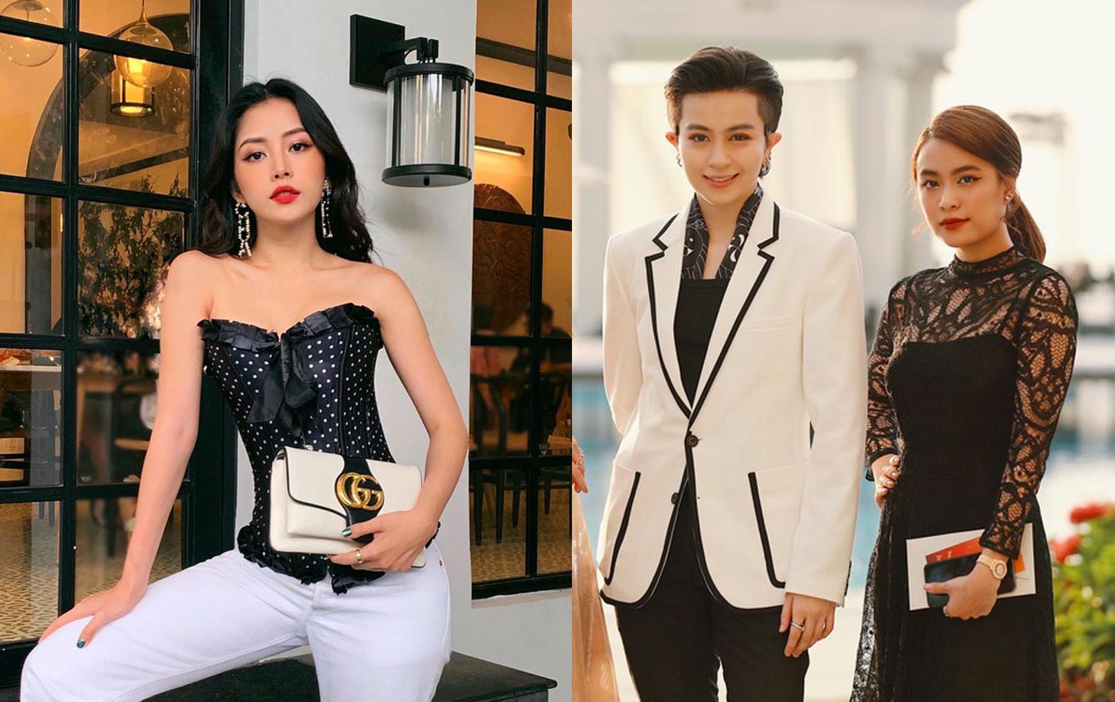 """Nghi vấn Chi Pu tức giận """"unfriend"""" Gil Lê và Hoàng Thùy Linh sau khi thấy ảnh thân thiết tại đám cưới Đông Nhi?"""