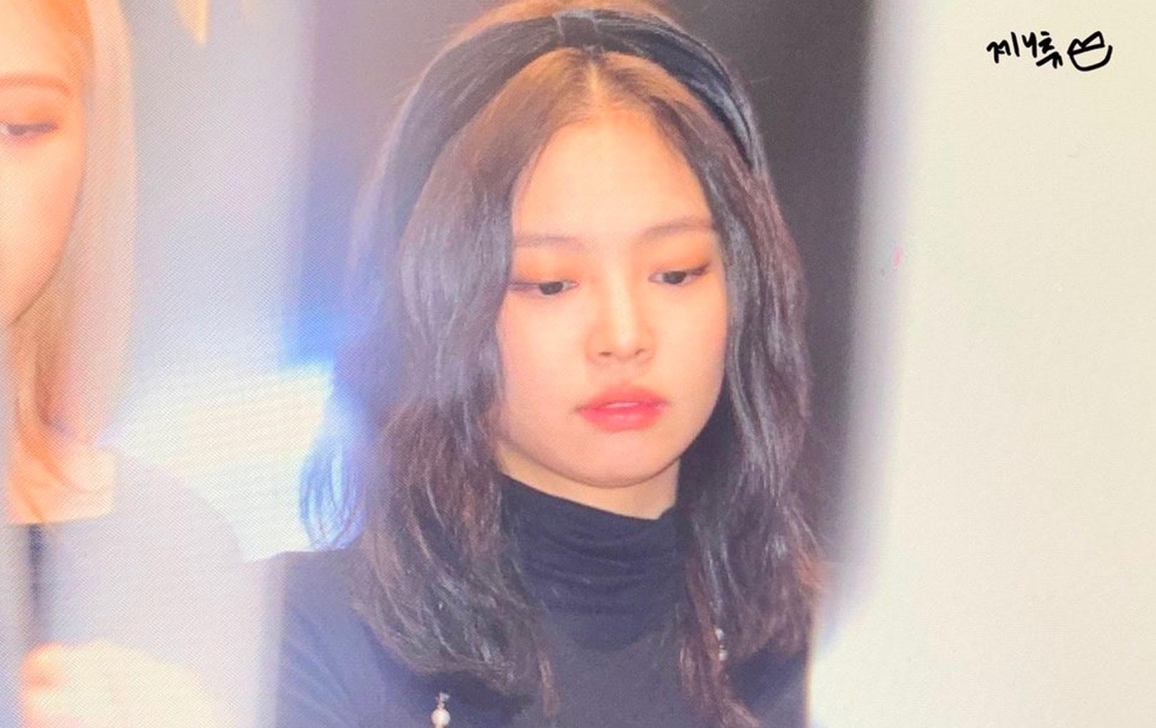 BLACKPINK xuất hiện xinh đẹp với tóc mới nhưng đáng chú nhất là Jennie