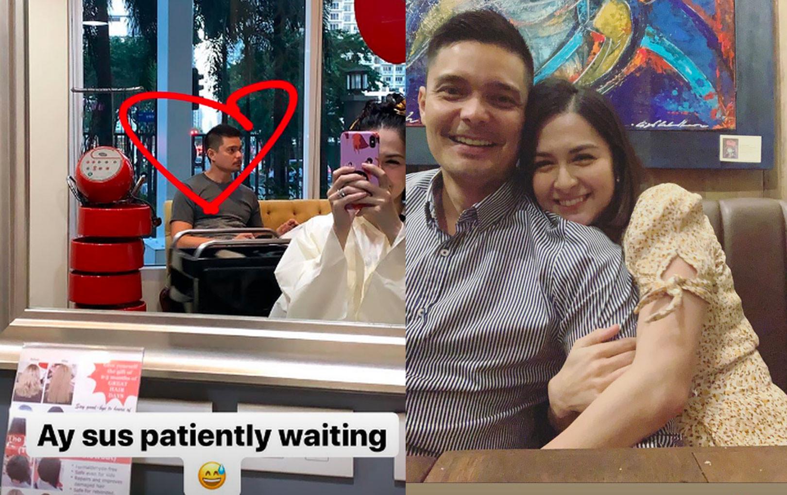 """""""Mỹ nhân đẹp nhất Philippines"""" khoe khoảnh khắc ngọt ngào được ông xã yêu chiều hết mực"""