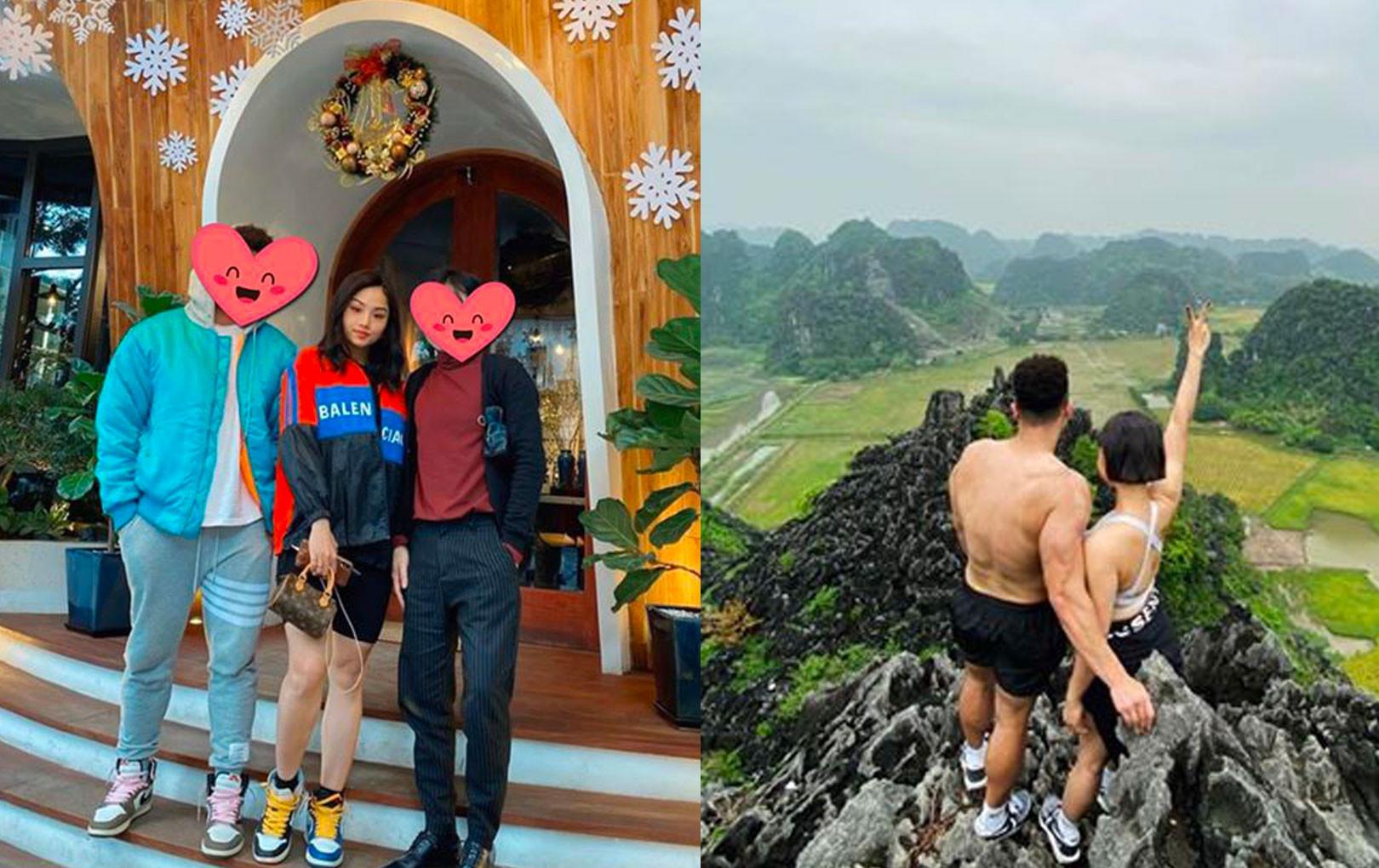 Nghi vấn bạn trai mới của Miu Lê là giám đốc trung tâm thể hình điển trai, body 6 múi?