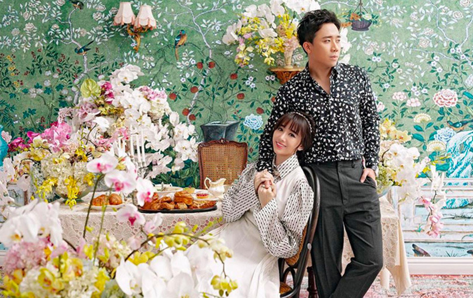 """Cuộc sống hôn nhân của bộ đôi """"quyền lực"""" Trấn Thành và Hari Won sau 2 năm thay đổi ra sao?"""