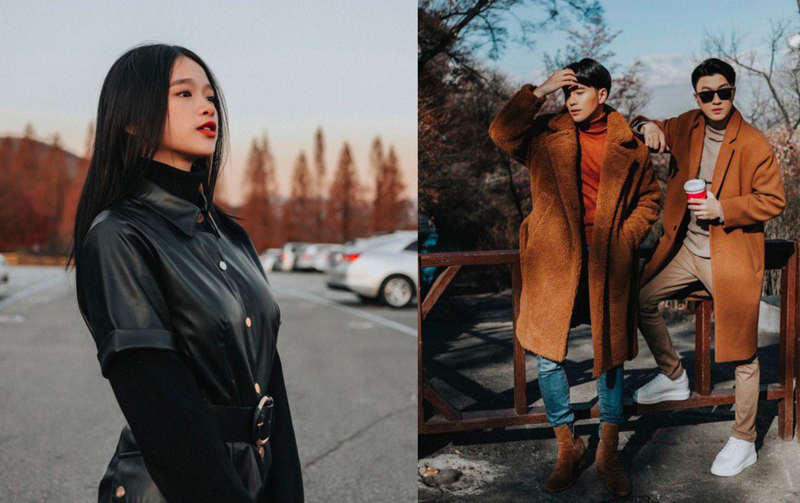 Will và Linh Ka đi Hàn cùng nhóm bạn thân nghệ sĩ giữa tin đồn hẹn hò, vẫn có thái độ bất di bất dịch