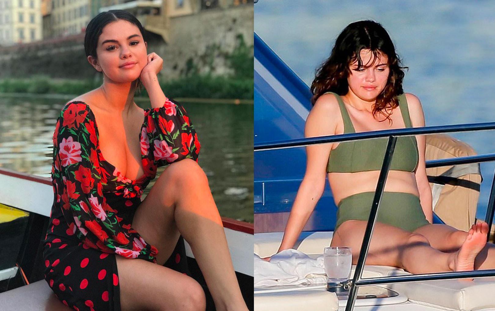 Selena Gomez dạo này: Một thời body mướt mắt nay lại trúng lời nguyền, nhưng càng lên cân càng được khen hết lời