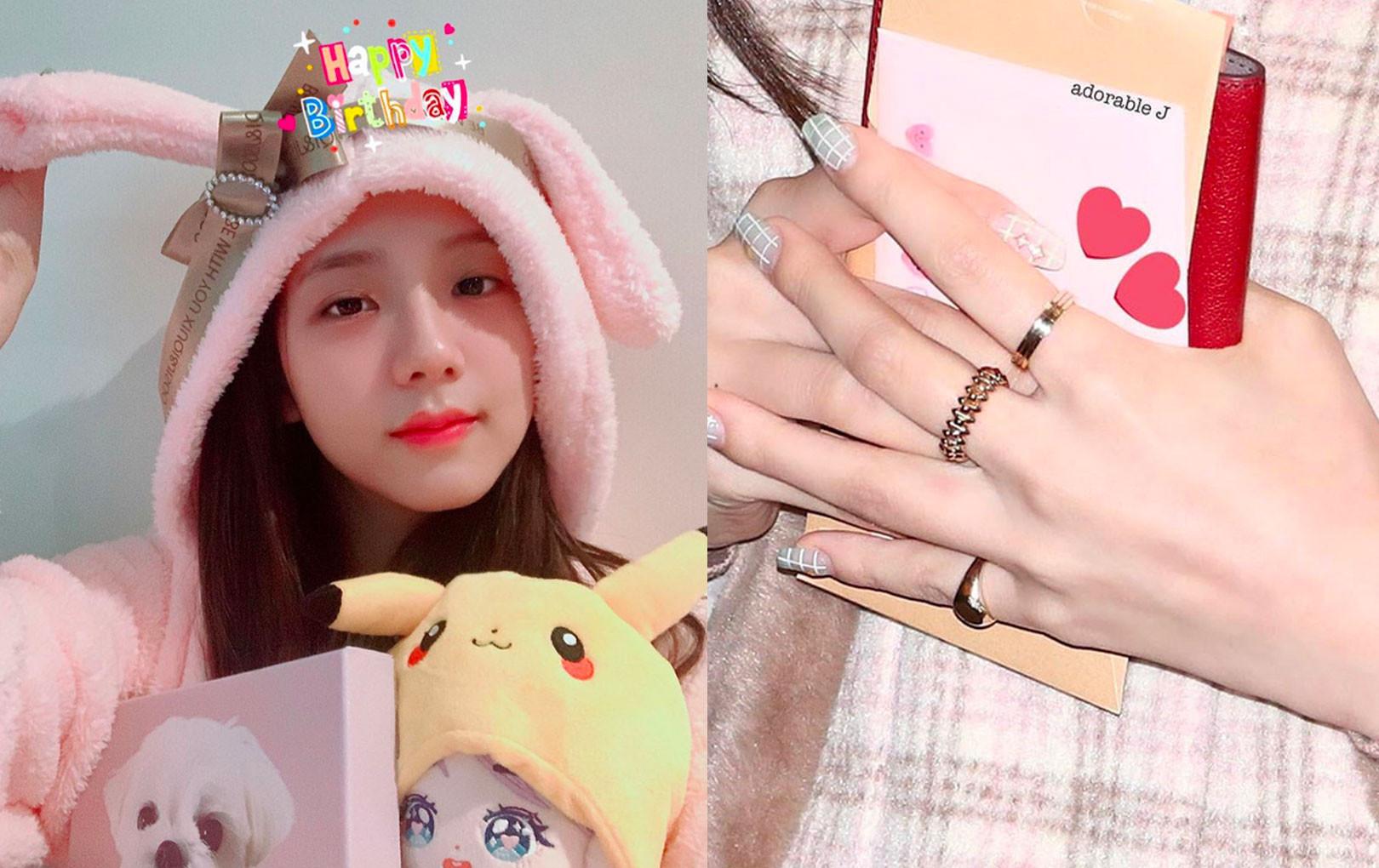 Jisoo được fan Trung Quốc tặng quà sinh nhật toàn đồ hiệu với tổng trị giá hơn nửa tỷ