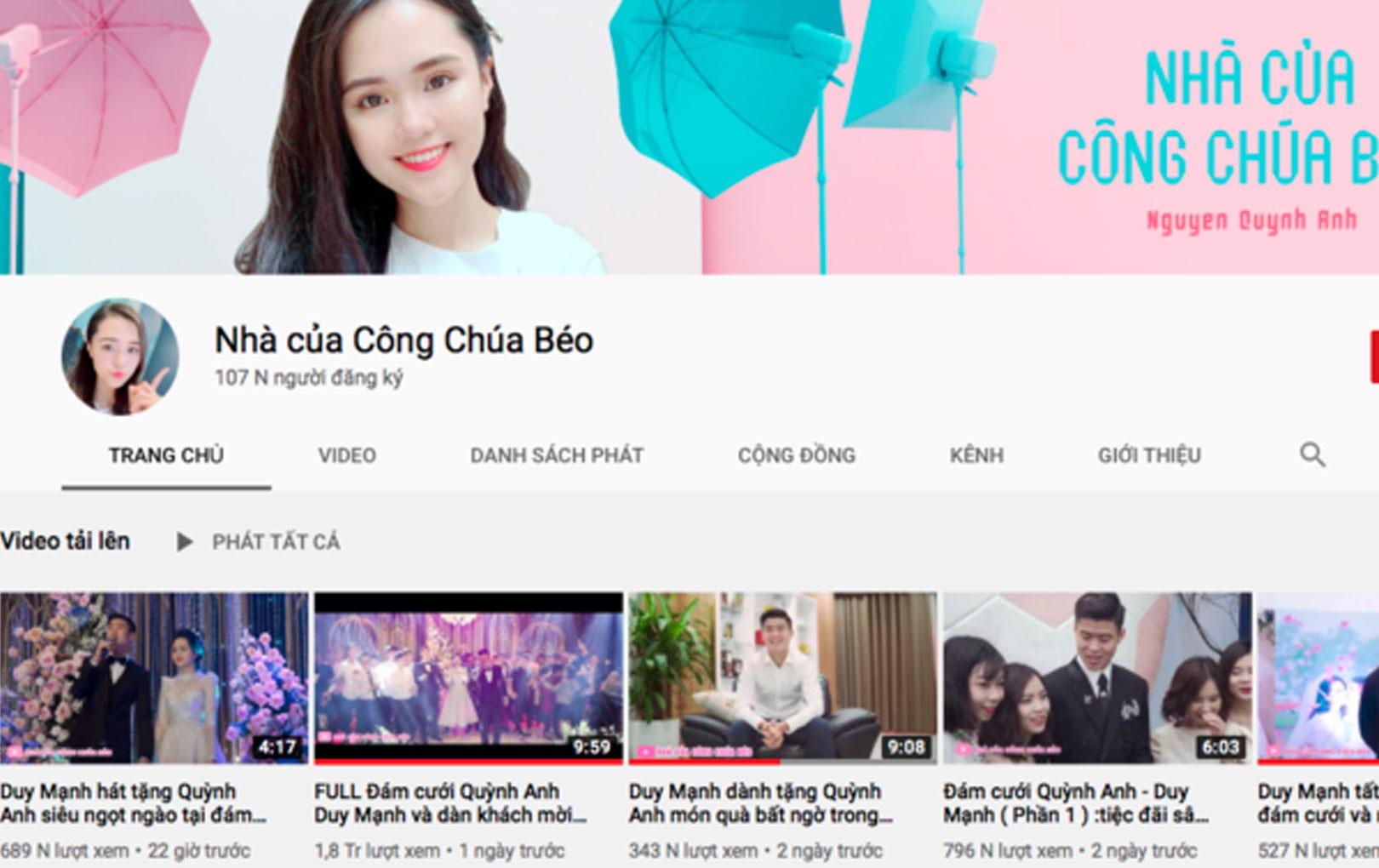 """Sau đám cưới """"thế kỉ"""" Quỳnh Anh - vợ Duy Mạnh đã nhận """"tin vui"""" đặc biệt"""