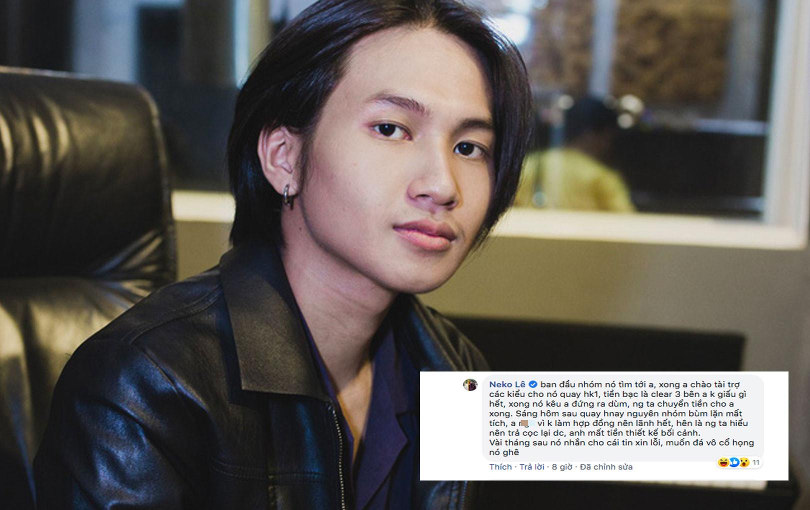 """Đạo diễn MV parody triệu view tiếp tục """"bóc phốt"""" Nguyễn Trọng Tài"""