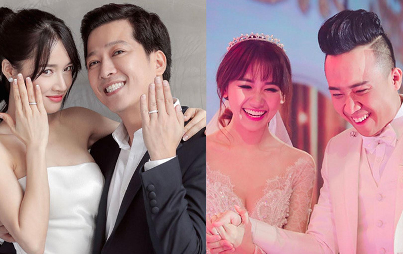 """Những đám cưới bí mật rung chuyển Vbiz: Nhã Phương, Hari Won yêu cầu cực nghiêm, Tóc Tiên, Bảo Thy """"kín như bưng"""" tới giờ G!"""