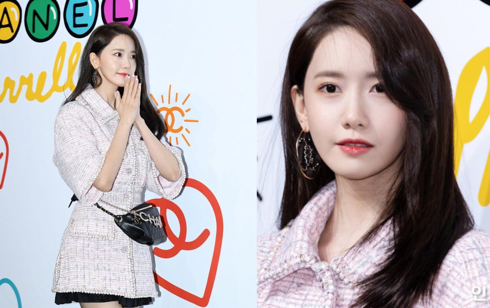 """Ngất lịm trước loạt ảnh Yoona đi sự kiện tầm này năm ngoái: Chỉ 1 tấm ảnh """"team qua đường"""" chụp điện thoại cũng đủ gây sốt"""
