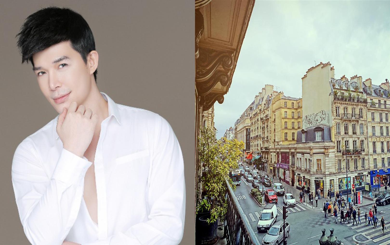 Giữa mùa dịch Covid-19, Nathan Lee 'cắn răng' rao bán tòa nhà nghìn tỷ tại Paris