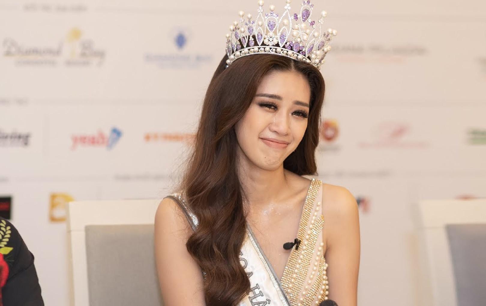Fan Việt làm lố: Biến Hoa hậu Khánh Vân thành trò cười khi sửa thông tin trên Wikipedia